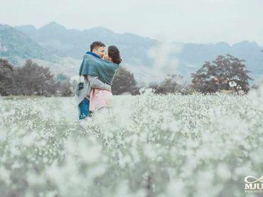 Chụp ảnh cưới Mộc Châu mùa lạnh - Chưa bao giờ dễ dàng hơn thế - Mju studio - Hình 14