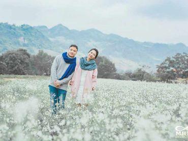 Chụp ảnh cưới Mộc Châu mùa lạnh - Chưa bao giờ dễ dàng hơn thế - Mju studio - Hình 19