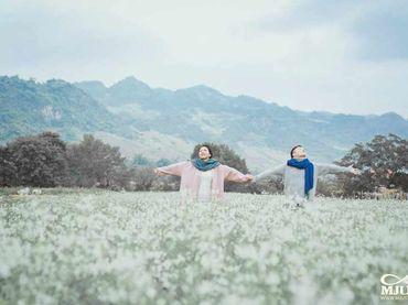 Chụp ảnh cưới Mộc Châu mùa lạnh - Chưa bao giờ dễ dàng hơn thế - Mju studio - Hình 6