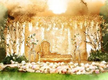 Gói tiệc cưới Thạch Anh Tím - InterContinental Saigon - Hình 4