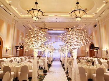 Gói dịch vụ cưới Diamond - 1.236.000 VNĐ++/ người - Hanoi Daewoo Hotel - Hình 2