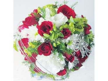 Hoa cầm tay cô dâu - Hoa Tươi 1080 ( 1080 Flowers ) - Hình 4