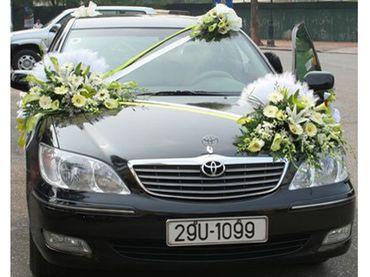 Xe hoa cưới - Hoa Tươi 1080 ( 1080 Flowers ) - Hình 1