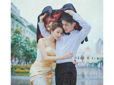 Ngoại cảnh Sài Gòn - Mju studio - Hình 3