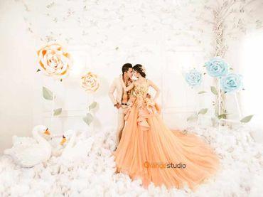 Trọn gói chụp album phim trường - Orange Studio - Hình 8