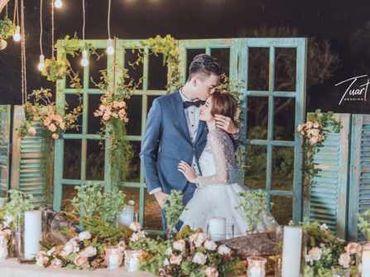 Blue Diamond (Hà Nội Luxury) - TuArt Wedding - Hình 2
