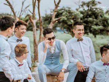 Blue Diamond (Hà Nội Luxury) - TuArt Wedding - Hình 4