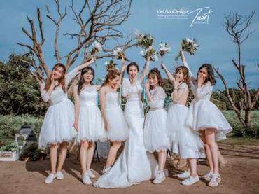 Blue Diamond (Hà Nội Luxury) - TuArt Wedding - Hình 3