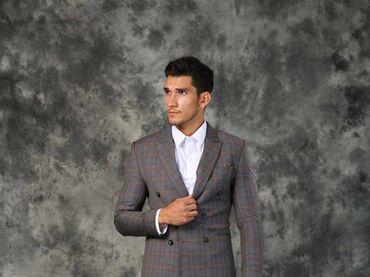 Bộ Vest D&T Italia Cao Cấp 70% Wool - MON AMIE: Veston - Suit - Tuxedo - Hình 3