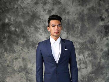Bộ Vest D&T Italia Cao Cấp 70% Wool - MON AMIE: Veston - Suit - Tuxedo - Hình 7