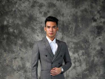 Bộ Vest D&T Italia Cao Cấp 70% Wool - MON AMIE: Veston - Suit - Tuxedo - Hình 6
