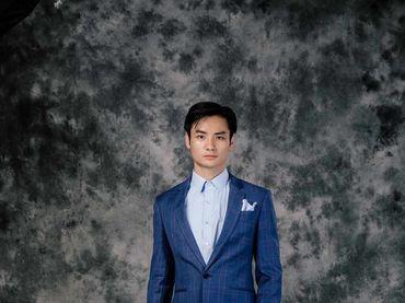 Bộ Vest D&T Italia Cao Cấp 70% Wool - MON AMIE: Veston - Suit - Tuxedo - Hình 12