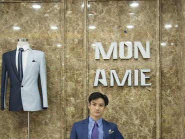 Bộ Vest D&T Italia cao cấp - MON AMIE: Veston - Suit - Tuxedo - Hình 8