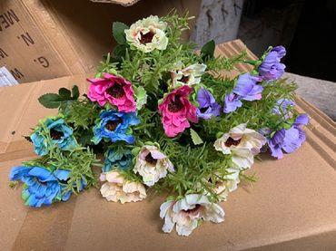Hoa vải cao cấp - Midori Shop - Phụ kiện trang trí ngành cưới - Hình 124