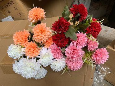 Hoa vải cao cấp - Midori Shop - Phụ kiện trang trí ngành cưới - Hình 150