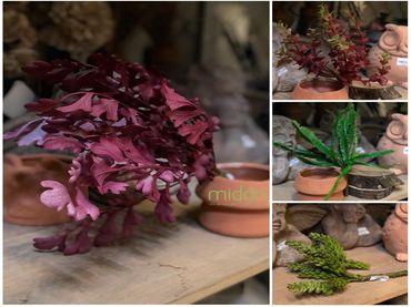 Hoa vải cao cấp - Midori Shop - Phụ kiện trang trí ngành cưới - Hình 31