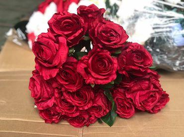 Hoa vải cao cấp - Midori Shop - Phụ kiện trang trí ngành cưới - Hình 131