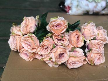 Hoa vải cao cấp - Midori Shop - Phụ kiện trang trí ngành cưới - Hình 142
