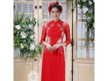 Áo dài thiết kế - Hương Bridal - Hình 1