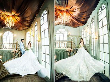 Chụp ảnh cưới Phim trường - Big Eyes Studio - Hình 16