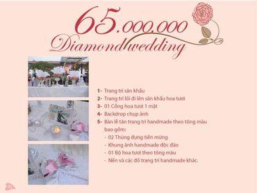 Diamond Wedding - Perfect Wedding - Wedding planner - Hình 1