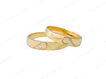 Nhẫn cưới tinh tế - Nhẫn Cưới Kim Ngọc Thủy - Hình 5