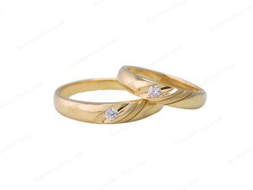Nhẫn cưới tinh tế - Nhẫn Cưới Kim Ngọc Thủy - Hình 3