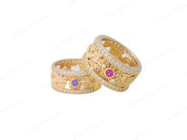 Nhẫn cưới Rồng Phụng - Nhẫn Cưới Kim Ngọc Thủy - Hình 2