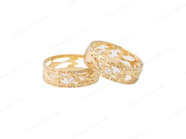 Nhẫn cưới Rồng Phụng - Nhẫn Cưới Kim Ngọc Thủy - Hình 5