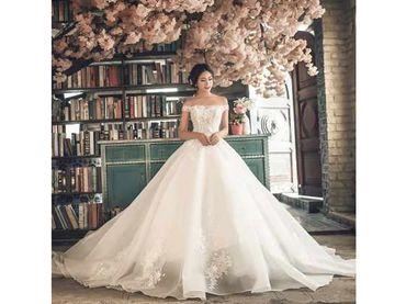 Váy cưới thiết kế - Hương Bridal - Hình 1