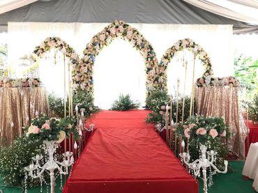 Các sản phẩm cho trung tâm tiệc cưới - Midori Shop - Phụ kiện trang trí ngành cưới - Hình 97