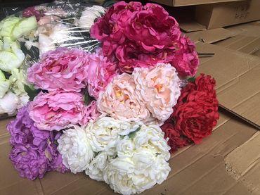 Hoa vải cao cấp - Midori Shop - Phụ kiện trang trí ngành cưới - Hình 108
