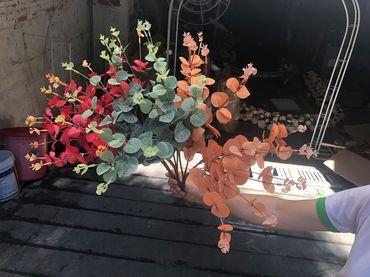 Hoa vải cao cấp - Midori Shop - Phụ kiện trang trí ngành cưới - Hình 87