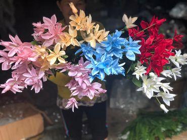 Hoa vải cao cấp - Midori Shop - Phụ kiện trang trí ngành cưới - Hình 135