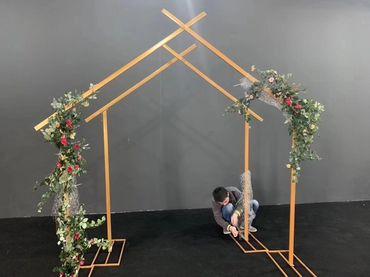 Các sản phẩm cho trung tâm tiệc cưới - Midori Shop - Phụ kiện trang trí ngành cưới - Hình 98