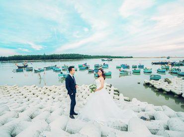 Chụp ảnh cưới Hồ Cốc - Hồ Tràm - Long Hải - Vũng Tàu - Big Eyes Studio - Hình 10