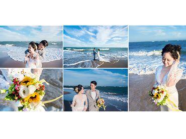 Chụp ảnh cưới Hồ Cốc - Hồ Tràm - Long Hải - Vũng Tàu - Big Eyes Studio - Hình 9