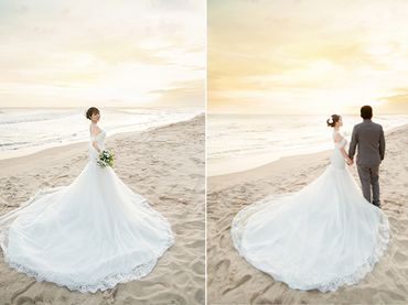 Chụp ảnh cưới Hồ Cốc - Hồ Tràm - Long Hải - Vũng Tàu - Big Eyes Studio - Hình 16
