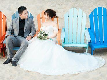 Chụp ảnh cưới Hồ Cốc - Hồ Tràm - Long Hải - Vũng Tàu - Big Eyes Studio - Hình 14