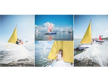 Chụp ảnh cưới Hồ Cốc - Hồ Tràm - Long Hải - Vũng Tàu - Big Eyes Studio - Hình 20