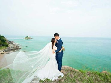 Chụp ảnh cưới Hồ Cốc - Hồ Tràm - Long Hải - Vũng Tàu - Big Eyes Studio - Hình 7