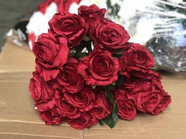 Hoa vải cao cấp - Midori Shop - Phụ kiện trang trí ngành cưới - Hình 115