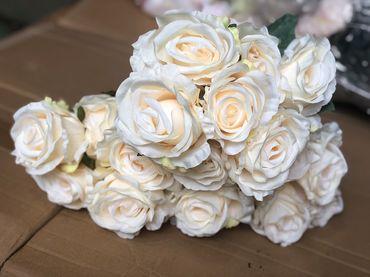 Hoa vải cao cấp - Midori Shop - Phụ kiện trang trí ngành cưới - Hình 146
