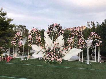 Phụ kiện trang trí ngành cưới giá sỉ - Midori Shop - Phụ kiện trang trí ngành cưới - Hình 138