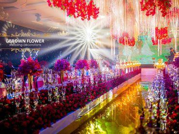 Gói trang trí cưới PASSIONATE LOVE - GBrown Flower - Hình 6