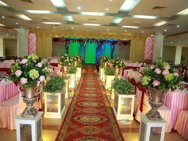 Các sản phẩm cho trung tâm tiệc cưới - Midori Shop - Phụ kiện trang trí ngành cưới - Hình 4