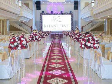 Các sản phẩm cho trung tâm tiệc cưới - Midori Shop - Phụ kiện trang trí ngành cưới - Hình 2