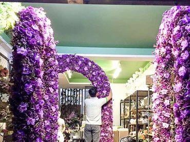 Dịch vụ trang trí tận nơi - Midori Shop - Phụ kiện trang trí ngành cưới - Hình 7