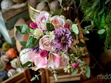 Hoa cưới - Midori Shop - Phụ kiện trang trí ngành cưới - Hình 6