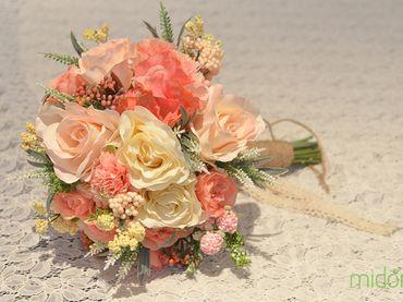 Hoa cưới - Midori Shop - Phụ kiện trang trí ngành cưới - Hình 2